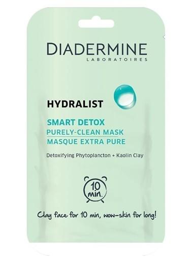 Diadermine Diadermine Hydralist Detox Purelywow Mask 8 Ml Renksiz